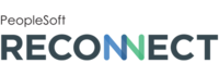 PeopleSoft RECONNECT18 logo